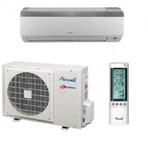 Split Airwell inverter 4D 18000 BTU 2.5CV HHD18 / incluant installation
