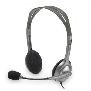 Casque audio Logitech HM110