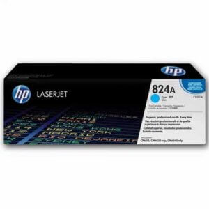 HP 824A toner authentique HP CYAN - 21 000 pages- CB381A