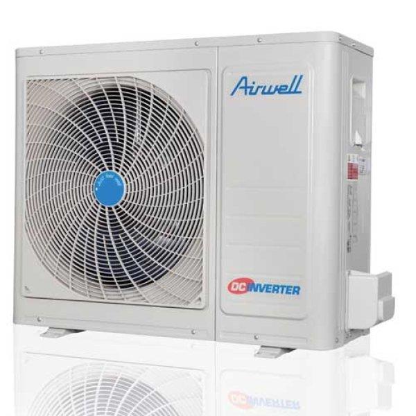 Airwell DC inverter, allège, plafonnier, 36000BTU