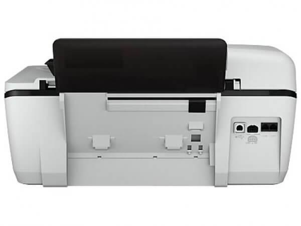 Vue arrière Imprimante HP Deskjet Ink Advantage 2645-(D4H22C)