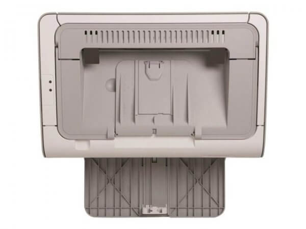 Vue dessus Imprimante laser HP PRO 1102