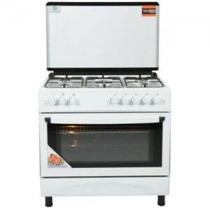 cuisiniere-Ferre-90X60-blanche-5feux-dakar-senegal