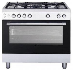 Cuisinière 5 feux BEKO CXYV15118