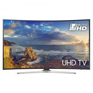 """Téléviseur Samsung LED 65MU6200 CURVED- 65"""""""