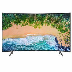 Téléviseur Samsung LED 49NU7370-Curved-SMART-49""