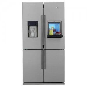 Réfrigérateur BEKO Side by Side GN134620X - 535L