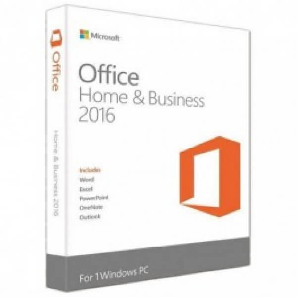 Office Home and Business 2016 32-bit/x64 French Africa Only DVd