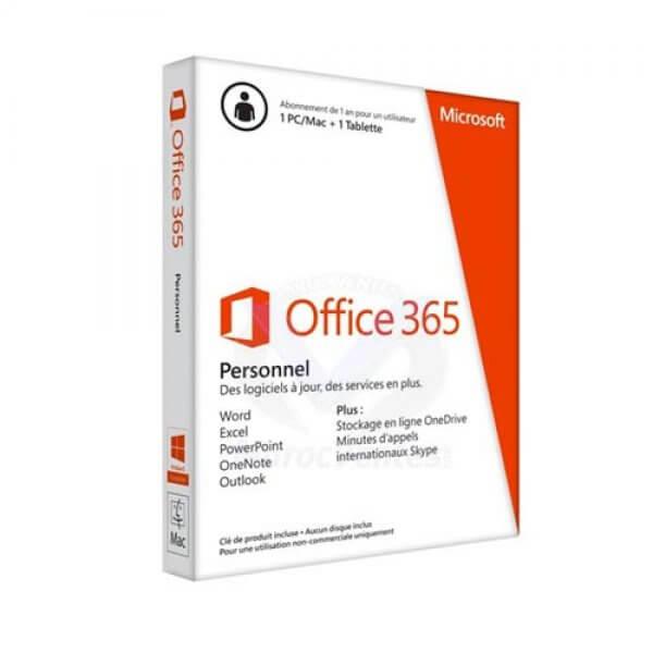 Logiciel Microsoft Office 365 - Home Premium