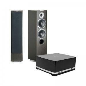 Ensemble Hifi Cabasse AMP100 + Jersey MT360