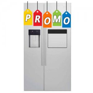 Promotion Side By Side BEKO GN162421ZX