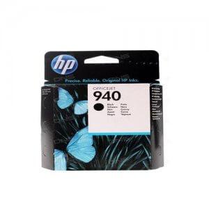 HP 940 Cartouche jet d'encre HP noire -1000 pages-(C4902AE)