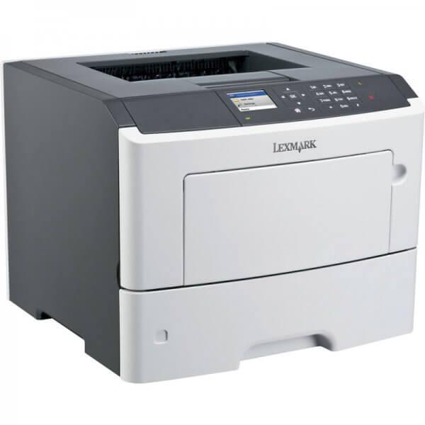 Ms610dn, imprimante laser Lexmark