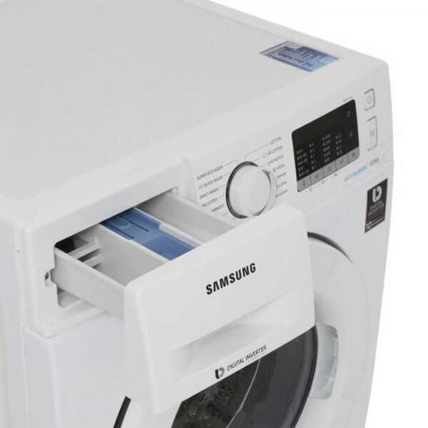 Lave linge, tiroir auto nettoyant Samsung