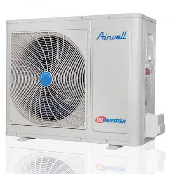 Airwell DC inverter, allège, plafonnier, 18000BTU