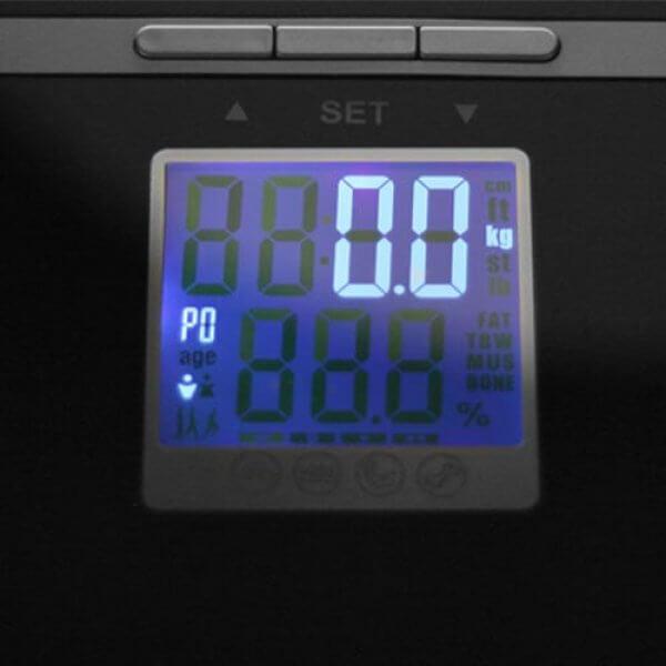 Affichage digital pèse personne Tristar WG-2424