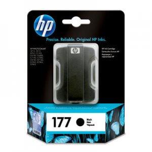 Cartouche d'encre noir HP 117 C8721HE