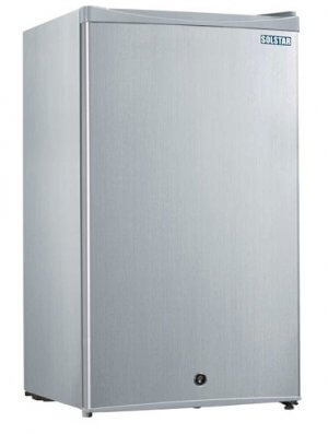 Frigo bar gris 120L Solstar RF120