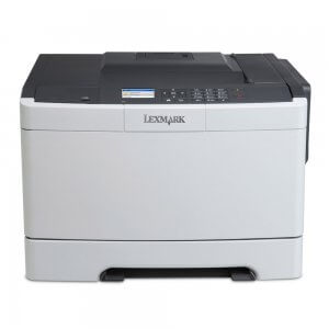 Lexmark CS410n, imprimante laser couleurs