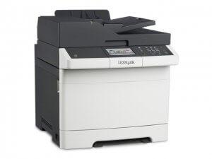 Lexmark Imprimante laser couleurs CX410de