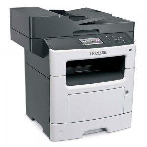 imprimante polyvalente Lexmark pour une utilisation en entreprise