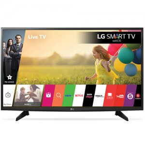 """éléviseur LG LED Smart TV 43LH590 - 43"""""""