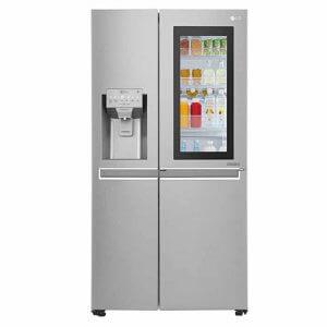Réfrigérateur LG side by side GC-X247CSAV -668 litres