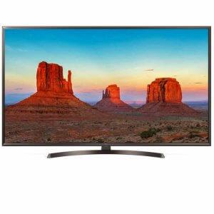 """Téléviseur LG SMART 4K - 55UK6400 - 55"""" (139 cm)"""