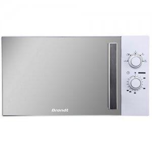 Micro-ondes Brandt blanc SM2606W - 26 L