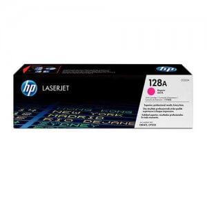 HP 128A Toner authentique Magenta (CE323A) - 1300 pages