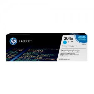 HP 304A Toner authentique noir (CC530A) - 3500 pages