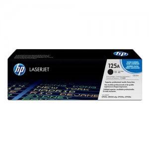 Cartouche de toner HP Laserjet 125A - Toner Noir - 2200 pages-(CB540A)