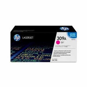 HP 309A toner LaserJet magenta - 4000 pages-(Q2673A)