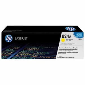 HP 824A toner authentique HP jaune- 21 000 pages- CB382A