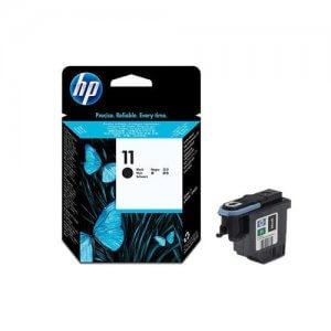 HP 11  Cartouche jet d'encre HP noire -16 000 pages (C4810A)