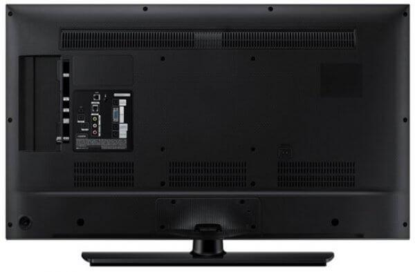 Vue arrière Samsung TV HG40AD670