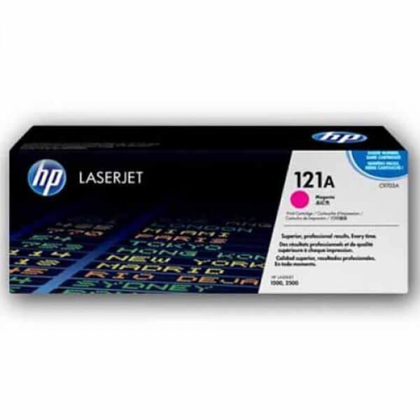 HP 121A Toner authentique HP magenta - 4000 pages -C9703A