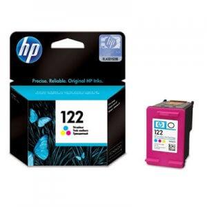 cartouche HP n°122 couleurs dakar