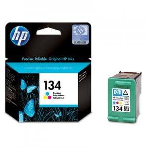 cartouche HP n°134 couleurs dakar