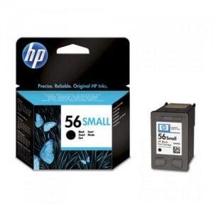 Cartouche d'encre noir HP 56 C6656GE