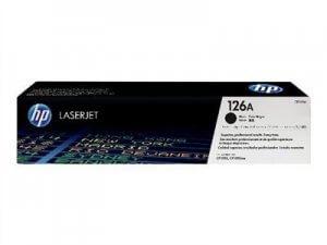 Cartouche toner noire HP 126A ( CE310A)
