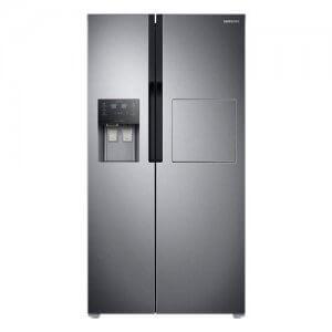 Réfrigérateur SAMSUNG side by side RS51K56802SL-511L