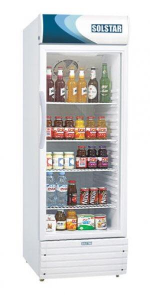 Réfrigérateur vitrine 380L Solstar VC3800
