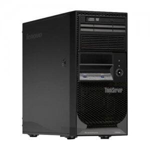 Serveur Lenovo ThinkServer TS150 - tour - Xeon E3-1225V6 3.3 GHz