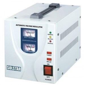 Régulateur de tension Solstar SVR 1500VA SS