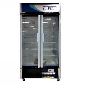Vitrine réfrigérée Solstar 650 litres - VC6500SS