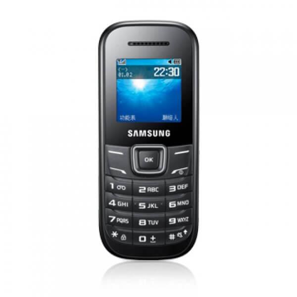 téléphone Samsung GT-E1205