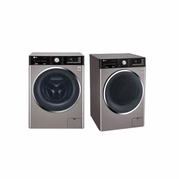 Machine à laver et sèche linge LG 10.5/7Kg