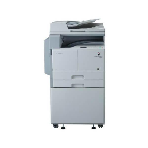 Vue sur pied: Photocopieur CANON Image Runner 2202N
