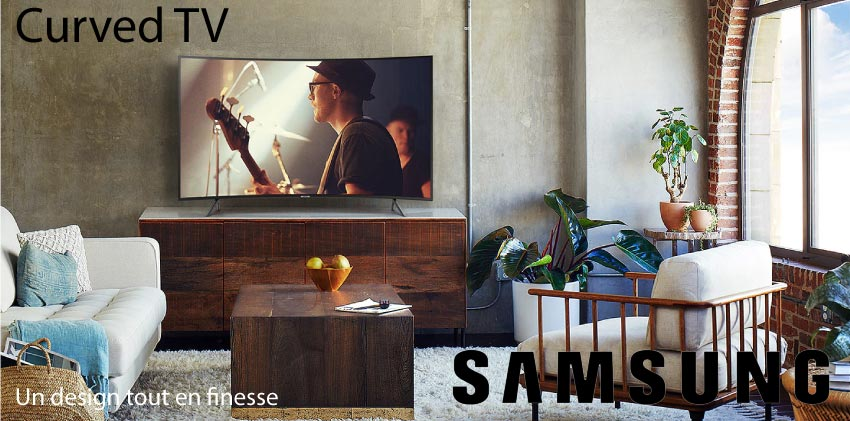 Samsung Dakar, TV, LED, SMART Curved